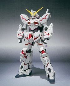 Robot Damashii Unicorn Gundam (Destroy Mode) Full Action Version (re-release)